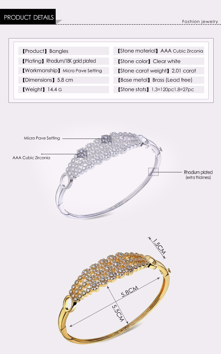 Highly recommended gorgeous bangle!