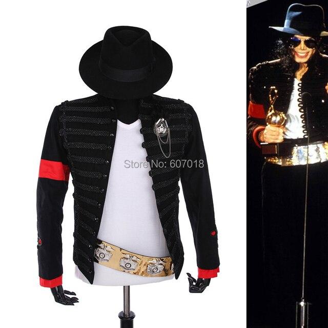 Rare Punk Formal Dress Classic England Style Mj Michael Jackson