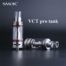 Electronic Cigarette Atomizer SMOK VCT pro Tank Box Mod Atomizer E Cigarette Vaporizer E Hookah Tank Vape Mod Tank X1011