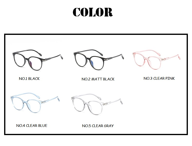 326d5c43abc HTB1qJuJa2JNTKJjSspoq6A6mpXao 2018 Fashion Women Glasses Frame Men  Eyeglasses Frame Vintage Round Clear Lens Glasses Optical Spectacle