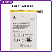 Witrigs For Google pixel 3 XL 3XL Battery Power Flex cable Replacement