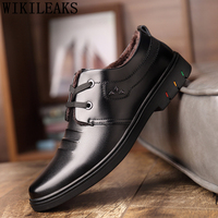 winter boots mens shoes genuine leather mens casual shoes hot sale designer shoes men high quality tenis masculino adulto bona