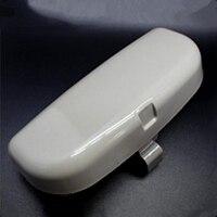 Universal ABS Auto Styling Fahrzeug Sonnenblende Brille Brillen Holder Karte Ticket Pen Clip Kfz-zubehör