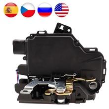 Механизм дверного замка для VW/GOLF/BORA/PASSAT/LUPO MK4, все боковые передние и задние, левые и правые UQ02 3BD837016A 3B1837016A