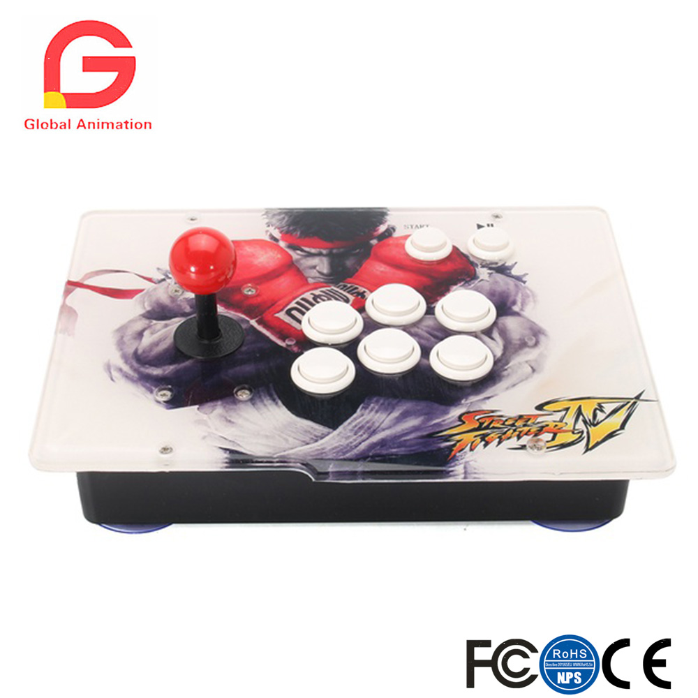 New 1388in 1 Game Box Retro Video Games Arcade Console Single Stick Gift Support HDMI  And VGA