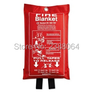 fire blanket packing in soft bags