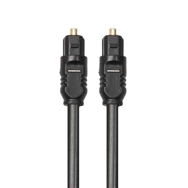 Kualitas Tinggi Digital Kabel Audio Optik TOSLINK Berlapis Emas 1 M 1.5 M 2 M 3/5 M 10 M 15 M 20 M SPDIF Miracle DVD Berlapis Emas Kabel #5