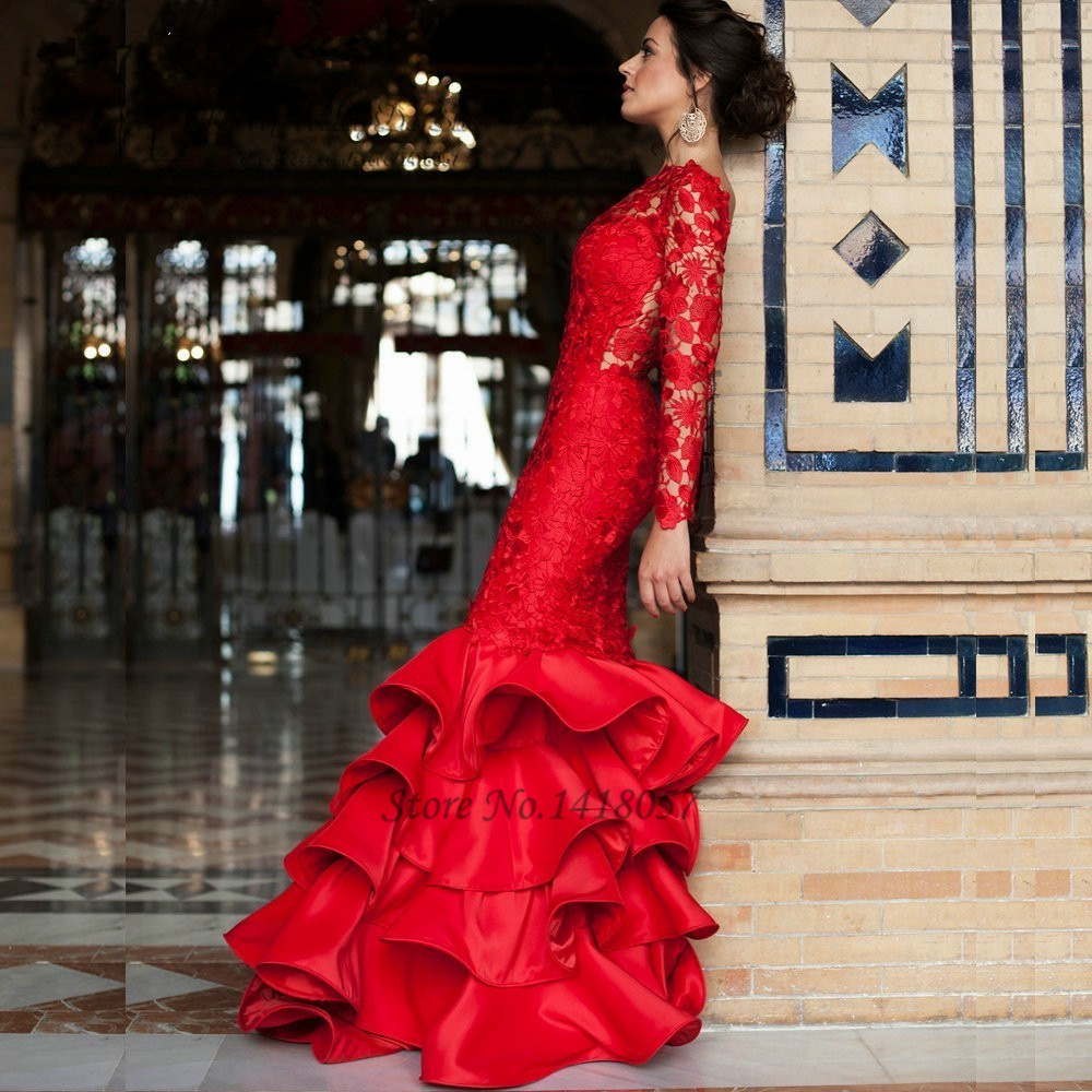 320056bd2e Red Evening Gown Online India - raveitsafe