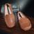 Meninos Sapatos de couro 2017 de Moda de Nova Estilo Excelente Qualidade Lazer Não-deslizamento das Crianças Macias Crianças Genuine Sapatos Peas meninas Brancas