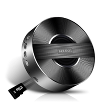 wireless bluetooth speaker metal mini portable subwoof sound