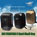 Lo nuevo dji phantom 3/4 hardshell mochila bandolera para dji phantom3/4 carry case fpv quadcopter drone rc helicóptero partes
