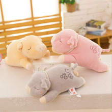 цена на Lovely Cartoon Pig Plush Toy Stuffed Animal Doll Soft Plush Pillow Children Birthday & Christmas Gift