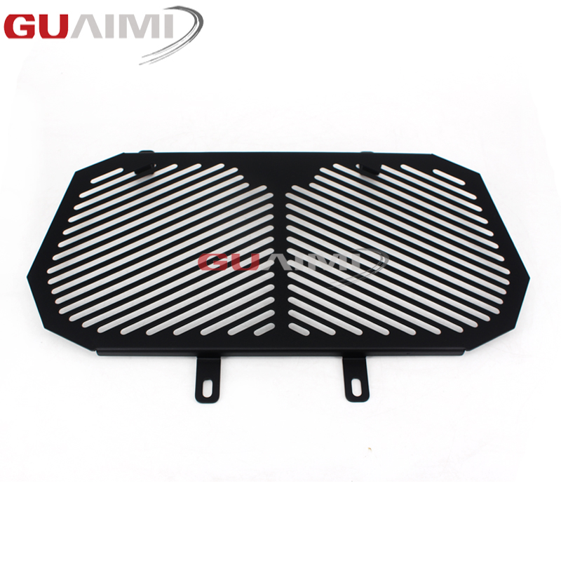 Motorcycle Radiator Guard Stainless Steel Cover Grille Protector Accessories For KTM Duke 125 Duke 200 2012 2013 2014 2015 2016 image