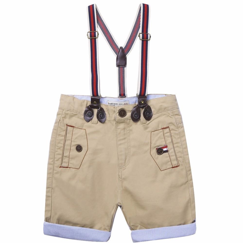 Nouvelle Arrivée Bébé Garçons D'été Coton pantalon Garçons - Vêtements pour enfants - Photo 2