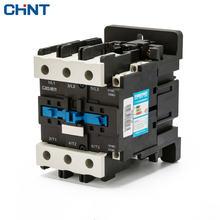 Chint контактор переменного тока 95a для защиты lc1 cjx4 220
