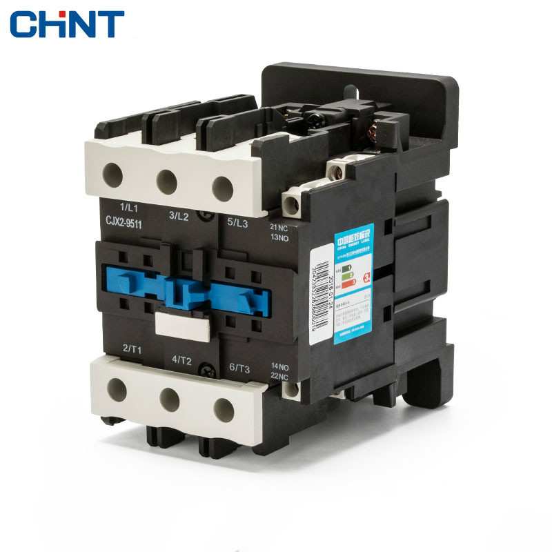 CHINT AC Contactor 95a CJX2 9511 LC1 CJX4 220V 380V 95 Security in Contactors from Home Improvement
