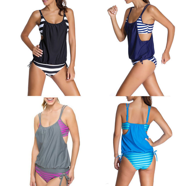 2016 New New Arrival Cotton Striped Corset In 2016, A Strip Of Stripes