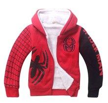 Толстовка для мальчиков Baby Boys Spiderman