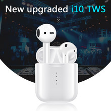 New i10 tws /i9s tws air pods Wireless Bluetooth Headsets tws i10 Headphones for all iPhoneX/XS MAX air dots i12(China)