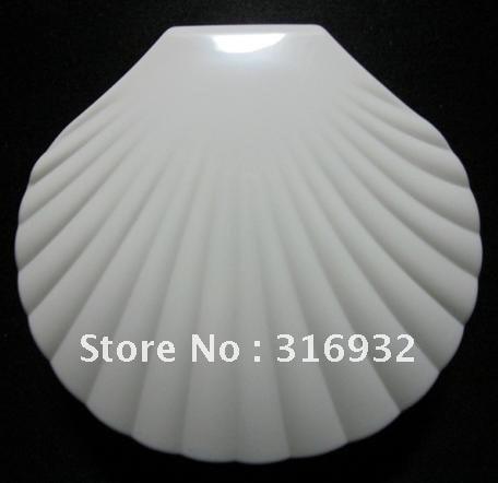 seashell Shaped Contact Lens Case /lens box, good quality