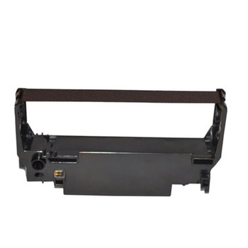 ERC30 ERC34 ERC38 for EPSON TM200/260/267II/270/300C/300A/300B/300D TM-U370/200/220/200A/200B/200D Printer Ribbon,Black&Red
