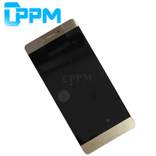 Original LCD Display Screen For Highscreen Power Ice Max Touch Screen Digitizer Assembly Comb Repair Replacement