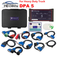 High Quality DPA5 Dearborn Protocol Adapter 5 Diesel Heavy Duty Truck Diagnostic Tool DPA 5 Same With Nexiq USB link 2 Scanner