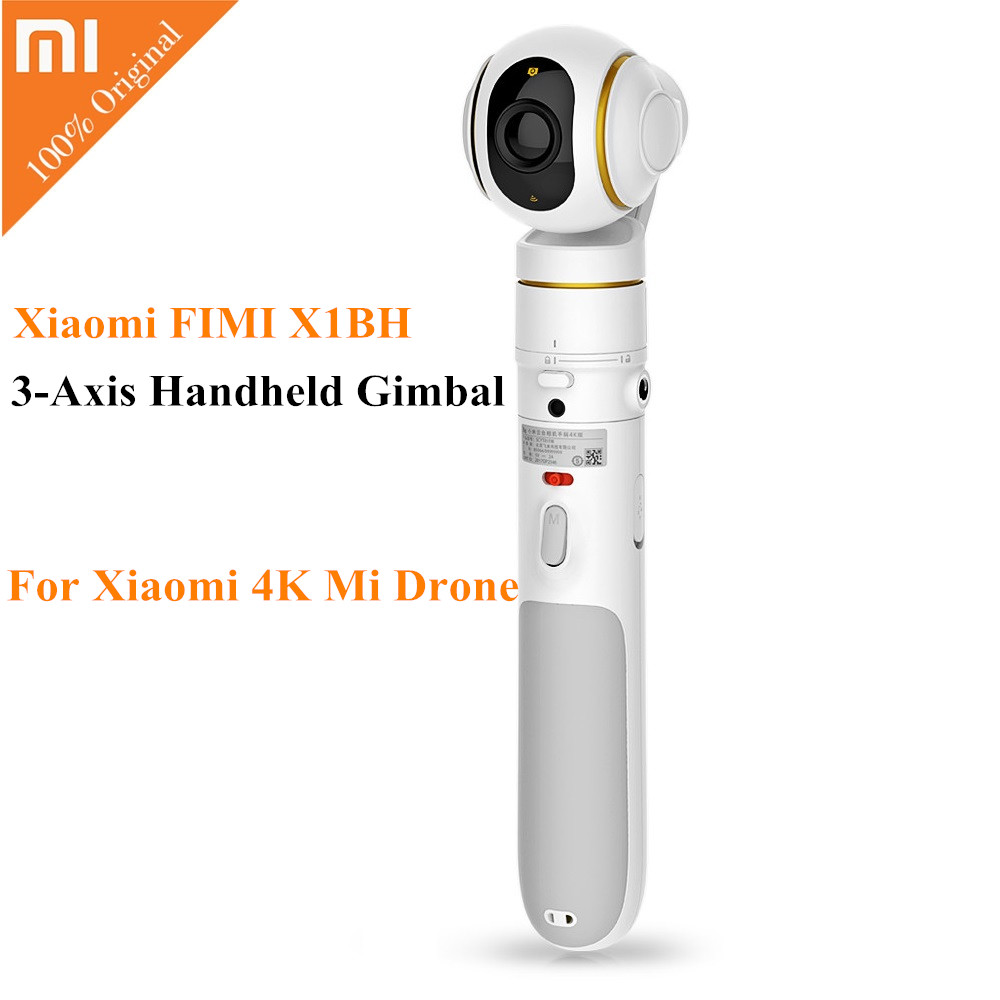 Xiaomi FIMI X1BH 3-Axis Brushless Handheld Gimbal For 4K HD Camera Mi Drone RC Quadcopter Camera Accessories VS ZHI Yun мужские часы luminox xs 7051 bo 1