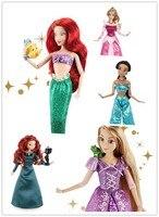 12'' 1/6 original rapunzel doll new fashion Doll baby dolls bjd doll for girl winx cartoon