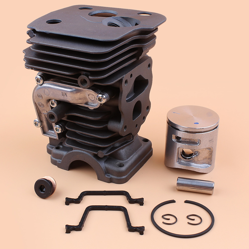 Tools : 42MM Cylinder Piston Plug Gasket Kit For HUSQVARNA 445 445e 450 450 Rancher 45 7 cc Chainsaw Motor Parts 544119902