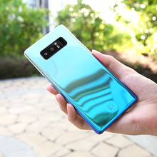 FLOVEME Blue Light Case For Samsung Galaxy Note8 S8 S8Plus S7 S6 Edge Note 8 A3 A5 2017 2016