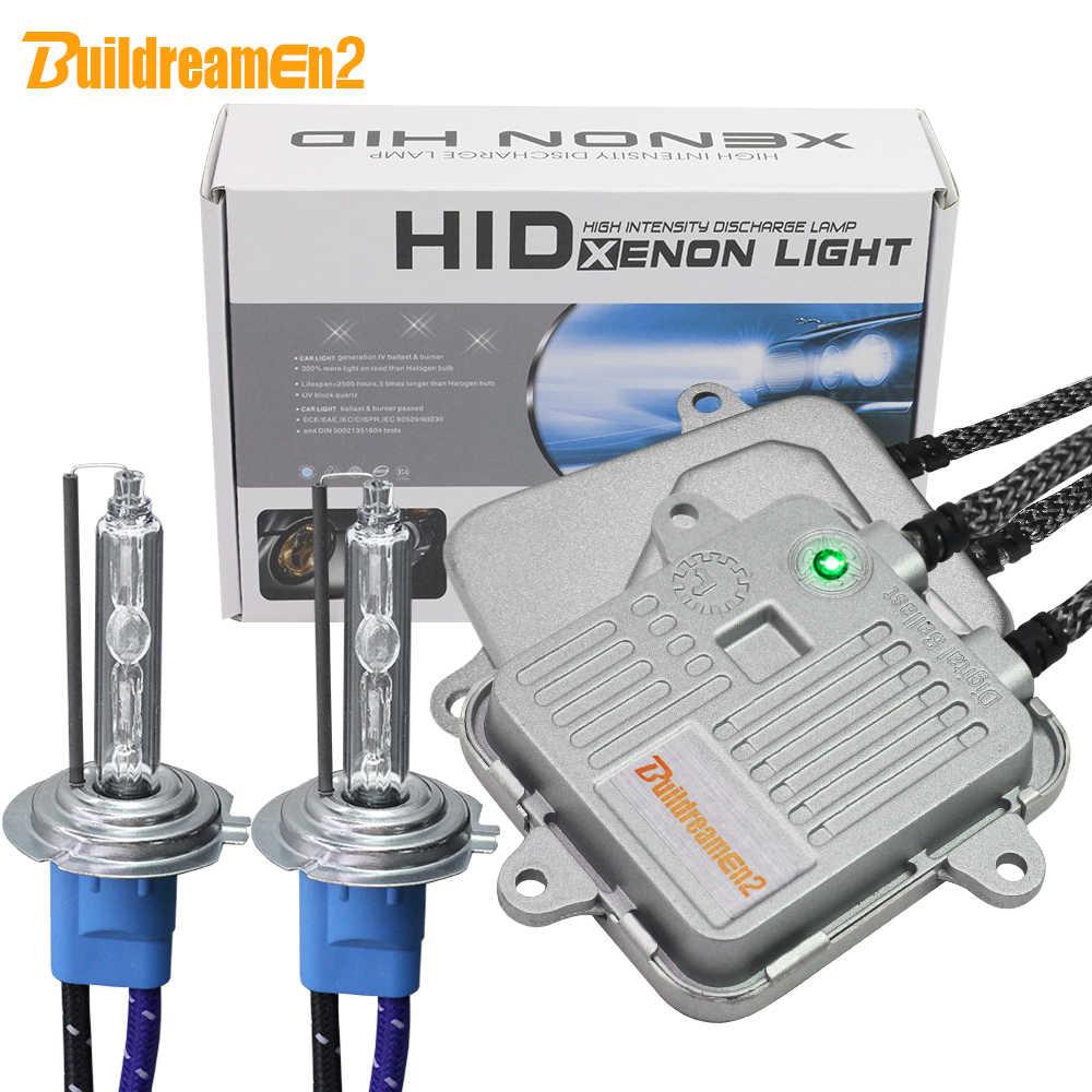 55 Вт 10000LM высокое яркий ксеноновый комплект переменного тока лампы балласт