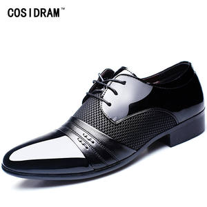 COSIDRAM Men Formal Shoes Dress Shoes Business 9418911f2933