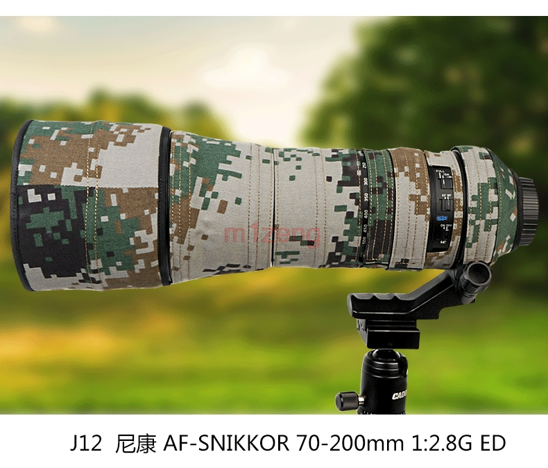 AF-S 70-200mm f2.8GED VR II Lens Waterproof Clothing protective cover case Rain Cover For NIKON Guns конвертер nikon tc 17e ii af s