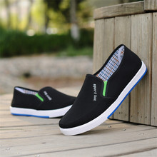 2019 Men Canvas Shoes Breathable Classic Vulcanized Couple Summer Fashion Sneakers Casual Outdoor Walking