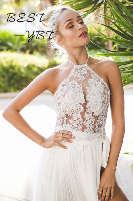 2016 Summer New Hot Sexy Embroidered Openwork Lace Halter Camisole Female