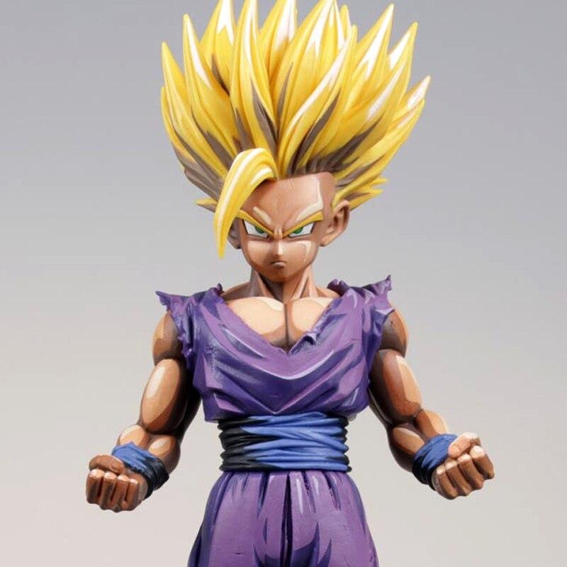 Anime Dragon Ball Z Son Gohan Manga Ver. PVC Action Figure Master Stars Piece DragonBall Figures Collectible Toys 24cm