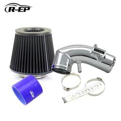 Manguera de admisión de aire frío de rendimiento R-EP para Honad Fit 1.3L-1.5L Civic 1.5L 2008-2012 con filtro de aire