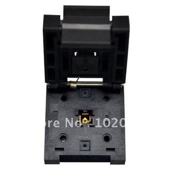100% NEW  QFN-20BT-0.5 QFN20 IC Test Socket / Programmer Adapter / Burn-in Socket(QFN-20BT-0.5-01) 100% new sot23 sot23 6 sot23 6l ic test socket programmer adapter burn in socket