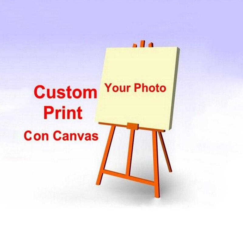 347 55 De Réductioncool Photo Personnalisé Faire Votre Propre Bricolage Personnalisé Affiche Peinture Image Dessin Toile Portrait Mariage Famille