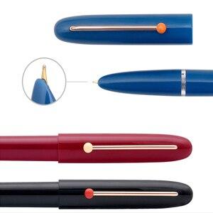 Image 4 - Новинка, ретро перьевая ручка KACO, высококачественный конвертер Шмидта, дополнительный тонкий наконечник, цветная чернильная ручка, Version Box, упаковка для офиса и бизнеса