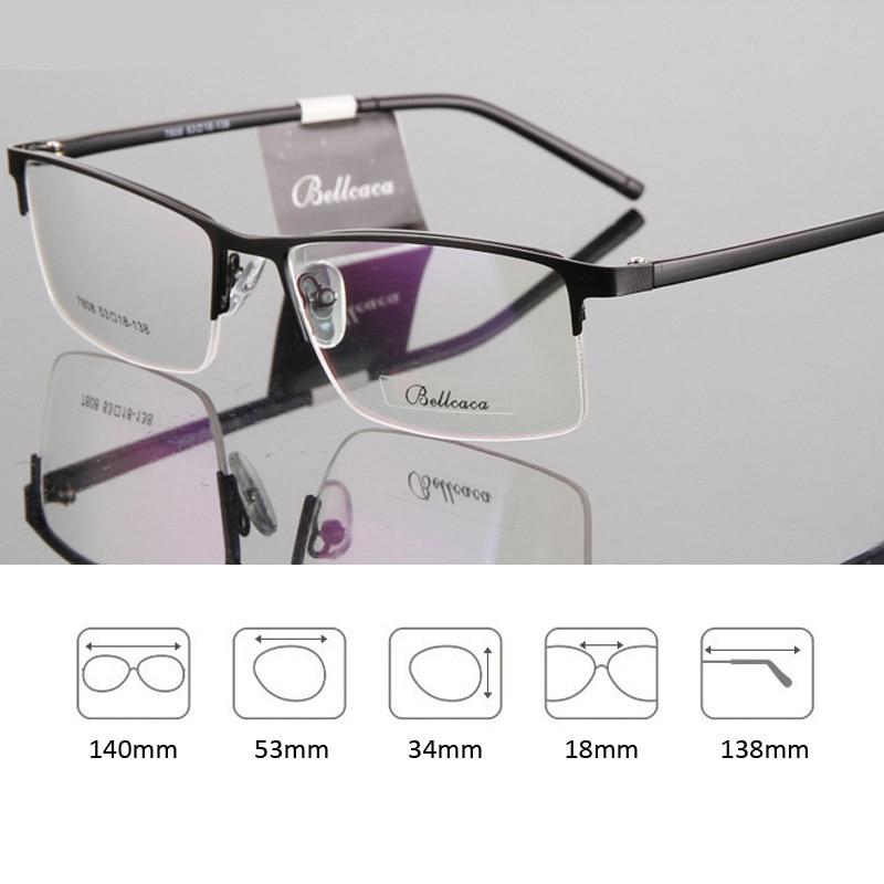 Fashion Eyeglasses Frame Men Computer Optical Eyeglasses Frame Myopia Spectacle Frame Male Transparent Clear Lens Vintage Q235 in Men 39 s Eyewear Frames from Apparel Accessories
