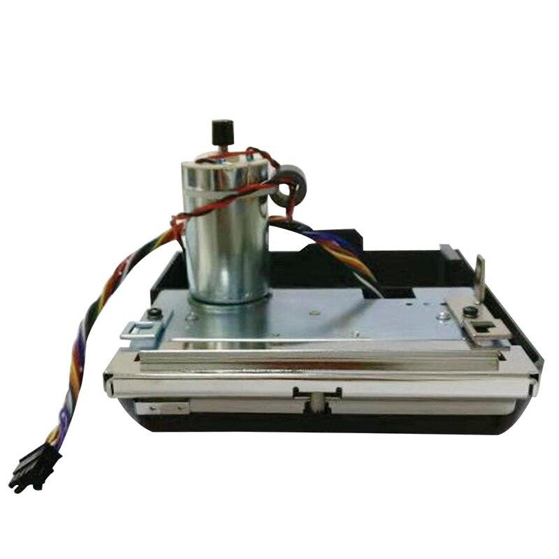 Оригинальный новый принтер резак для Zebra ZT410 штрих кодов и этикеток Принтер P1058930 089