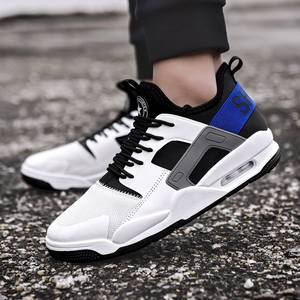 a90f40ac8 Men Running Shoes Baskets Homme Air Mesh Breathable White Sport Shoes