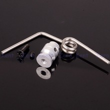 81071 Exhaust Pipe Mount+Spring For RC HSP 1/8 Nitro Car Buggy Truck Spare Parts