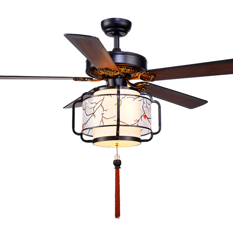 Remote Contntrol Ceiling Chandelier Fan