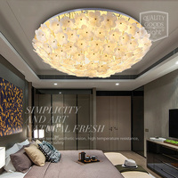 LED modern living room ceiling lights garden round ceiling lamps Nordic children's bedroom fixtures restaurant ceiling lighting