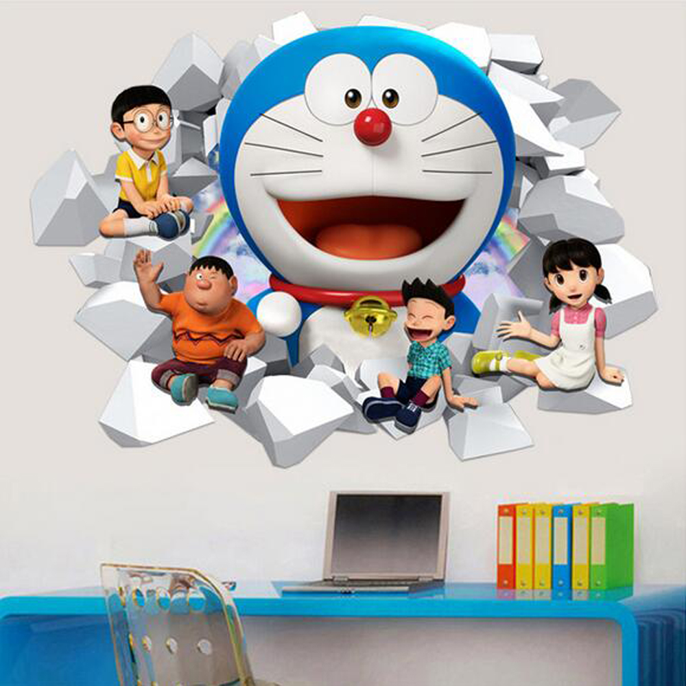 Online Get Cheap Doraemon Wall Sticker Aliexpresscom Alibaba Group