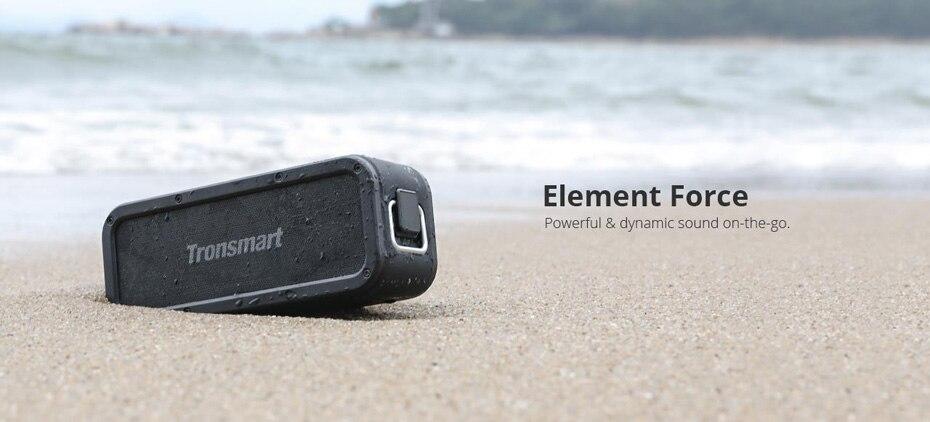 Tronsmart Force Bluetooth Speaker TWS Bluetooth 5.0 40W Portable Speaker IPX7 Waterproof (25)