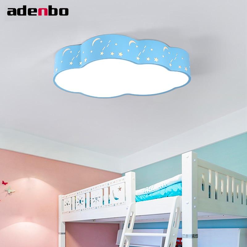 Kreative Wolke Fernbedienung Kinder Decke Led lampe Elektrodenlose ...